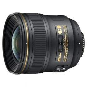 Lensa Kamera Nikon AF-S 24mm f / 1.4 G ED
