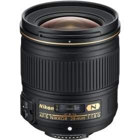 Lensa Kamera Nikon AF-S 28mm f / 1.8 G