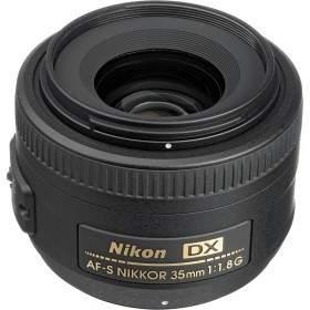 Nikon AF-S 35mm f / 1.8 G DX