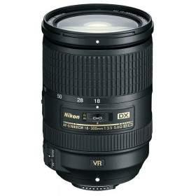 Nikon AF-S Nikkor 18-300mm f / 3.5-5.6G ED DX VR