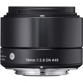 Sigma 19mm f / 2.8