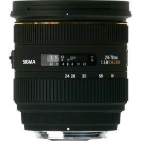 Sigma 24-70mm f/2.8 IF EX DG HSM