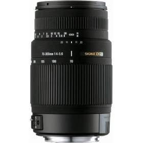 Sigma 70-300mm f / 4-5.6 DG OS
