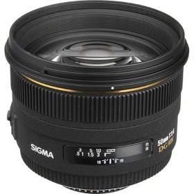 sigma AF 50mm f / 1.4 EX DG HSM