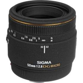 sigma AF 50mm f/2.8 EX DG Macro