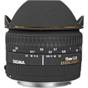 Sigma 15mm f/2.8 EX DG Fisheye