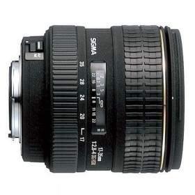 Lensa Kamera sigma 17-35mm f / 2.8-4 EX DG HSM