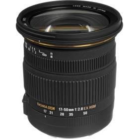sigma 17-50mm f / 2.8 EX DC OS HSM