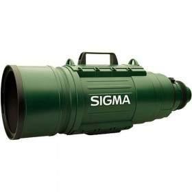Lensa Kamera sigma 200-500mm f / 2.8 EX DG APO IF