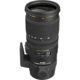 sigma APO 70-200mm f / 2.8 EX DG OS HSM