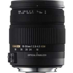 Sigma 18-50mm f / 2.8-4.5 DC OS HSM