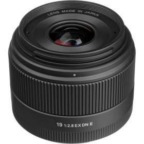 Lensa Kamera sigma NEX 19mm f / 2.8 DN