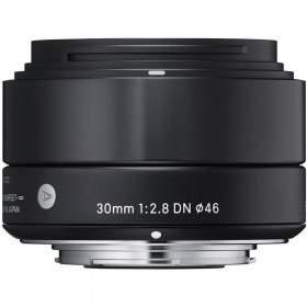 sigma NEX 30mm f / 2.8 DN