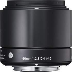 Sigma NEX 60mm f/2.8 DN