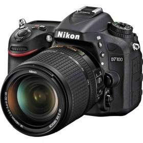 DSLR Nikon D7100 Kit 18-140mm