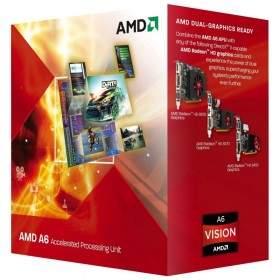 AMD A6-3500 APU