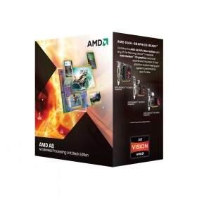 Processor Komputer AMD A8-3870K APU