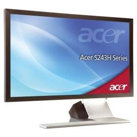 Monitor Komputer Acer LCD 24 in. S243HL