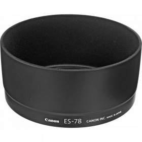 Hood Lensa Kamera Canon ES-78