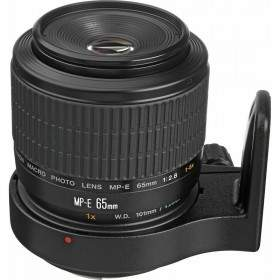 Canon MP-E65mm f/2.8 1-5X Macro