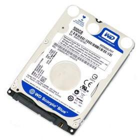 Harddisk Internal Komputer Western Digital Scorpio 500GB