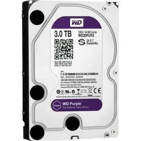 Hard Drive Internal Western Digital WD30PURX 3TB