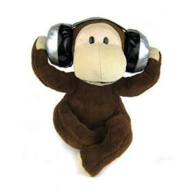 Speaker Komputer Blz Big Mouth Monkey Style