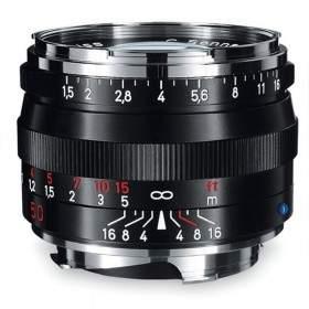 Lensa Kamera ZEISS Sonnar T* 50mm f / 1.5 C ZM