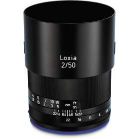Lensa Kamera ZEISS Loxia 50mm f / 2 Planar T*