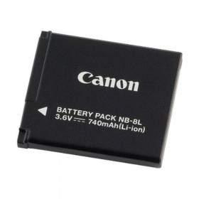 Baterai Kamera Canon NB-8L