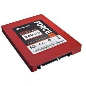 Harddisk Internal Komputer Corsair CSSD-F240GBGT-BK 240GB