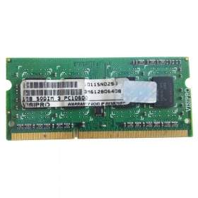 VISIPRO 1GB DDR3 PC10600