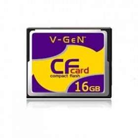 Memory Card / Kartu Memori V-Gen Compaq Flash 400x 16GB