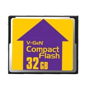 Memory Card / Kartu Memori V-Gen Compaq Flash 400x 32GB