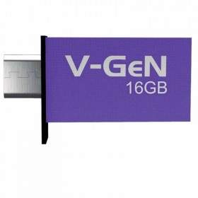 USB Flashdisk V-Gen OTG Flashdrive 16GB