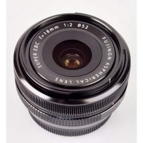 Fujifilm Fujinon XF 18mm f/2.0 R