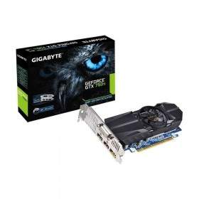 GPU / VGA Card Gigabyte GeForce GT750 Ti GV-N75TOC-2GL 2GB GDDR5