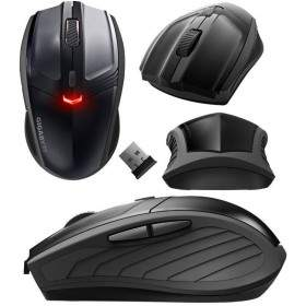 Mouse Komputer Gigabyte Laser Wireless ECO500