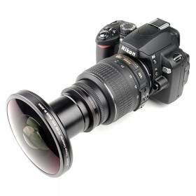 Lensa Kamera Nikon FC-E8