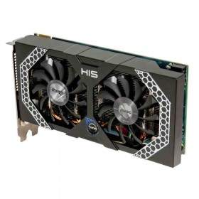 GPU / VGA Card HIS R7 260X iPower IceQ X² 1GB