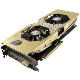 GPU Graphic card HIS R9 280 IceQ X² OC 3GB GDDR5