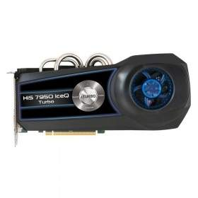 GPU / VGA Card HIS 7950 IceQ Turbo 3GB GDDR5