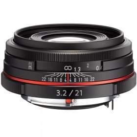 Lensa Kamera Pentax HD DA 21mm f / 3.2 AL