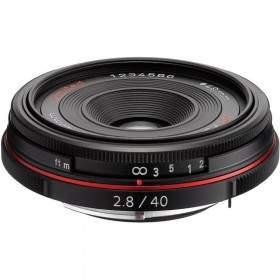 Lensa Kamera Pentax HD DA 40mm f / 2.8
