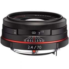 Lensa Kamera Pentax HD DA 70mm f / 2.4