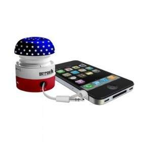 Speaker HP Go Rock American Mini Speaker-TRMS02MA