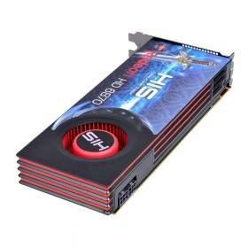 GPU / VGA Card HIS 6870 Fan 1GB GDDR5