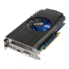 GPU / VGA Card HIS 7850 Fan 2GB GDDR5