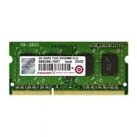 Transcend JetRam 2GB DDR3 PC10600