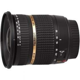 TAMRON SP AF 10-24mm f / 3.5-4.5 Di-II LD